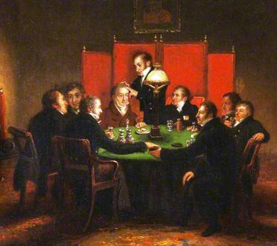 <tt>A Meeting of the Newcastle Phrenological Society</tt>
