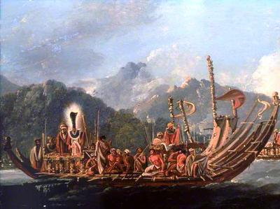 <tt>Otaheite and the Society Islands by William Hodges</tt>