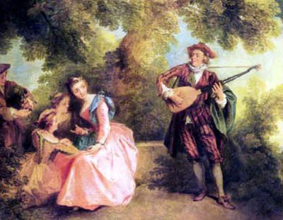 <tt>The Serenade by Nicolas Lancret via Wikimedia Commons</tt>