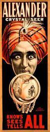 <tt>Poster of Alexander Crystal Seer via Wikimedia Commons</tt>