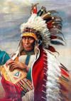<tt>Portrait of a North American Indian by Roderick Russell</tt>