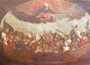 <tt>A Choir of Angels Singing and Playing Musical Instruments with God the Father above</tt>