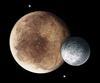 <tt>Pluto and moons art via Wikimedia Commons</tt>
