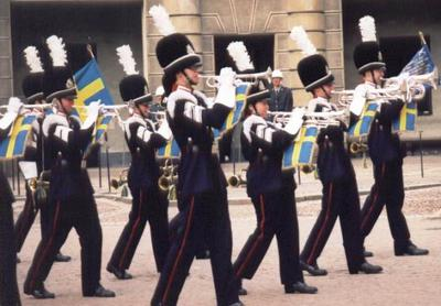 <tt>Military Band marching via Wikimedia Commons</tt>