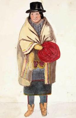 <tt>A Canadian Squaw by Unknown via Wikimedia Commons</tt>